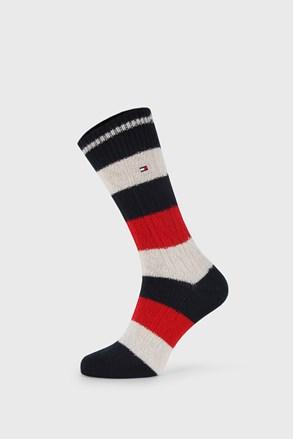 Vysoké ponožky Tommy Hilfiger Cable Rugby
