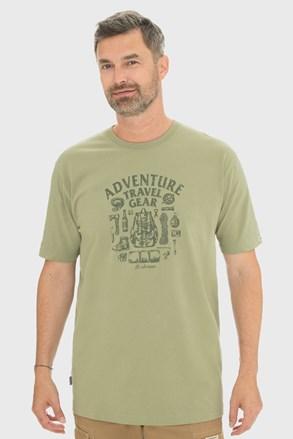 Zöld póló Bushman Sims