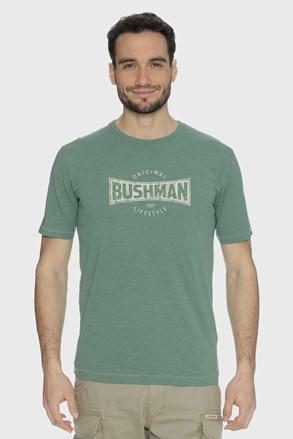 Zelené tričko Bushman Symbol