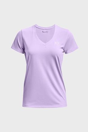 Sportovní triko Under Armour Solid fialové