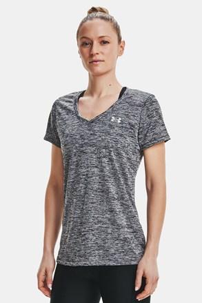 Sportovní tričko Under Armour Twist černé