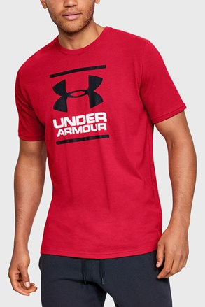 Tricou Under Armour Foundation, rosu