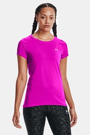 Sportovní tričko Under Armour HG růžové