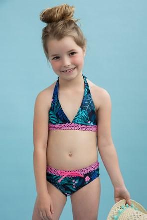 Dívčí dvoudílné plavky Tropicana