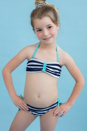 Dívčí dvoudílné plavky Sailor
