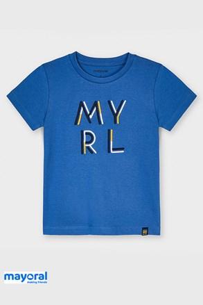 Chlapecké tričko Mayoral Waves