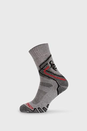 Šedé ponožky Thermomax