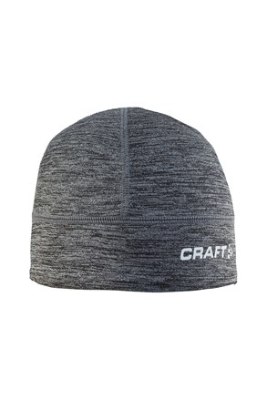 Čepice CRAFT šedá