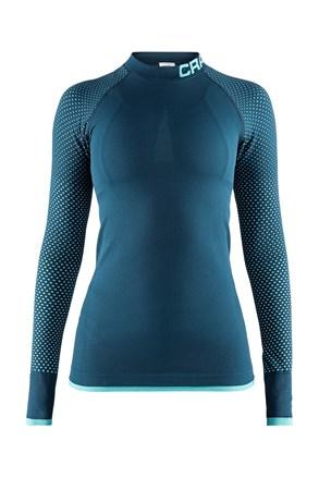 Dámské tričko CRAFT Warm Intensity modré