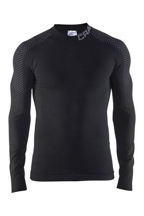 Pánské tričko CRAFT Warm Intensity Black