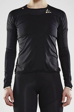 Tričko CRAFT Run Shade LS černé