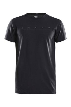 Pánské tričko CRAFT Deft černé