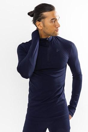 Pánské triko CRAFT Fuseknit Comfort Zip