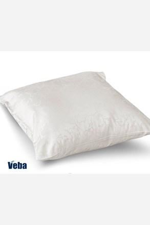Povlak na polštářek Tencel větvičky bílá