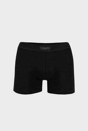 Pánské boxerky Cotton Nature černé