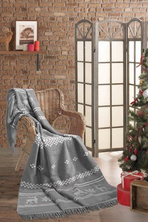 Vánoční deka Sob