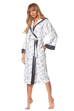 Дамски халат Kelly памучен