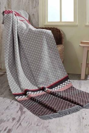 Luxusní bavlněná deka Modern