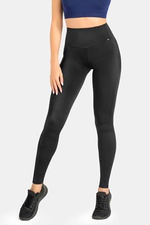 Lejdi fekete női sport leggings