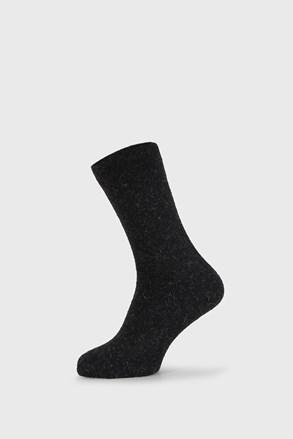Černé ponožky Angora
