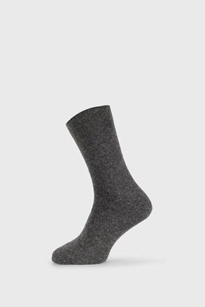 Šedé ponožky Angora