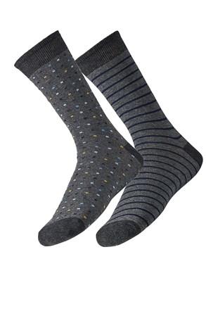 2 pack pánských ponožek Simon