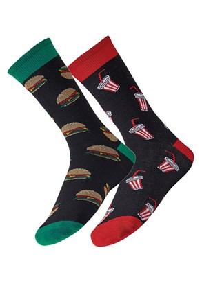 2 pack pánských ponožek Meal