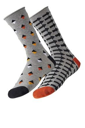 2 pack pánských ponožek Way