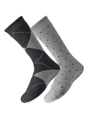 2 pack pánských ponožek Karel
