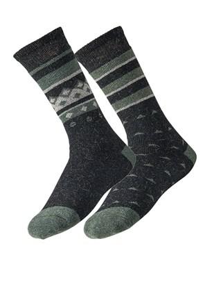 2 pack pánských ponožek Theo