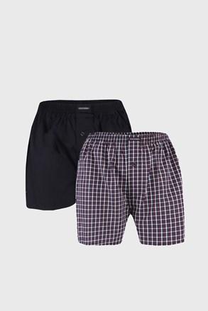 Porto PLUS SIZE férfi alsónadrág, 2 db-os csomagolás