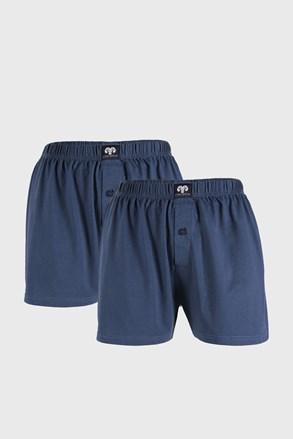 2 PACK modrých trenýrek Zeke