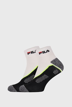 2 PACK ponožek FILA Running White