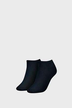 2 PACK dámských ponožek Tommy Hilfiger Sneaker Midnight Blue