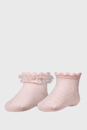 2 pack dívčích ponožek Baby girl