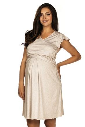 Нощничка за бременни и кърмачки Judy II