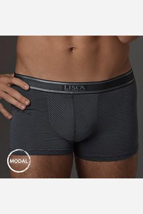 Pánské boxerky LISCA Zeus Modal Graphite