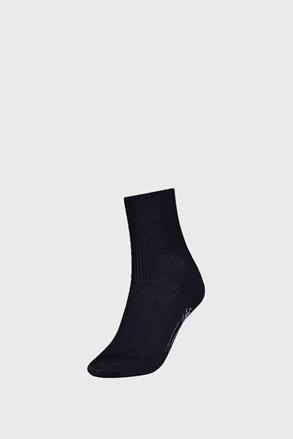 Dámské modré ponožky Tommy Hilfiger Small rib