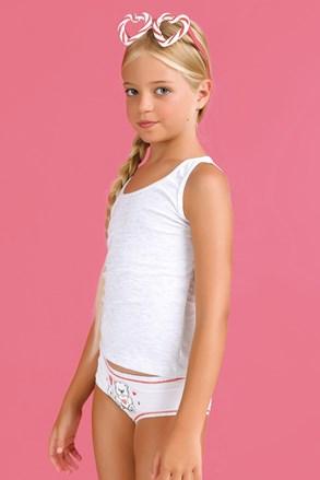 Dívčí komplet kalhotek a tílka Orsetti II
