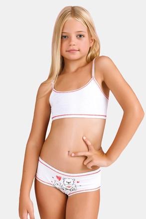 Dívčí komplet kalhotek a topu Orsetti III