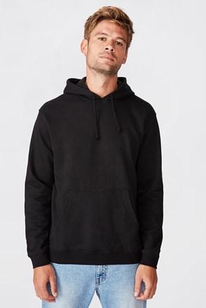 Černá mikina Essential