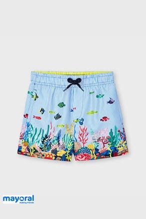 Chlapecké plavkové šortky Mayoral Ocean