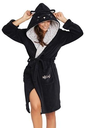 Дамски топлещ халат Darbi