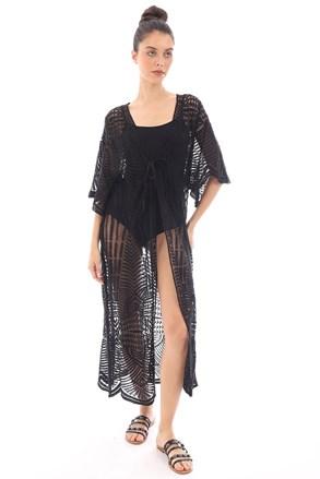 Plážové šaty Mairi černé