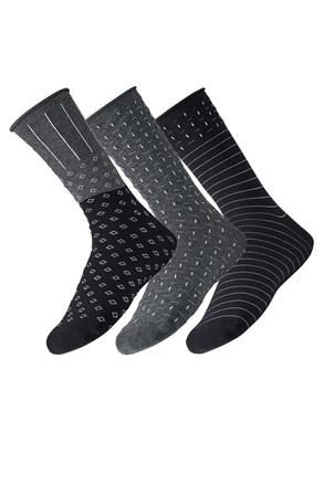 3 pack pánských ponožek Birk