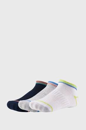 3 PACK chlapeckých sportovních ponožek Fantasia