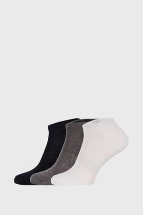 3 PACK dětských sportovních ponožek Basic