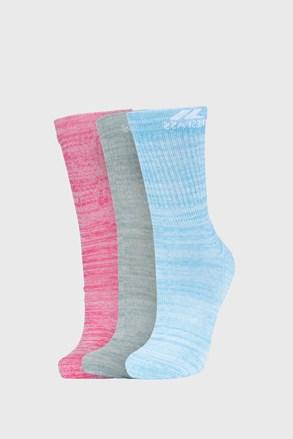 3 PACK dámských ponožek Helvellyn