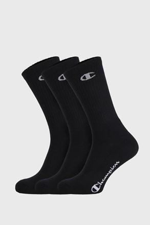 3 PACK vysokých ponožek Champion Legacy