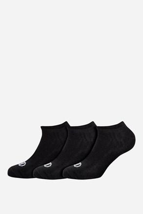 3 pack nízkých sportovních ponožek Champion černé